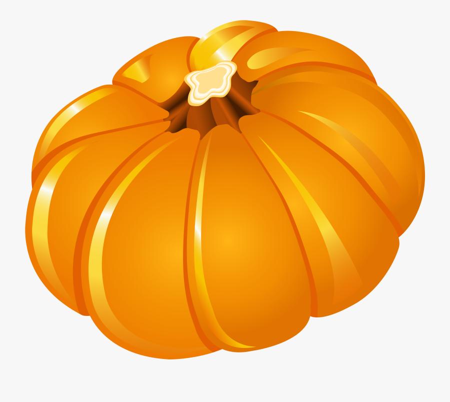 Calabaza Vegetable Jack - Pumpkin, Transparent Clipart