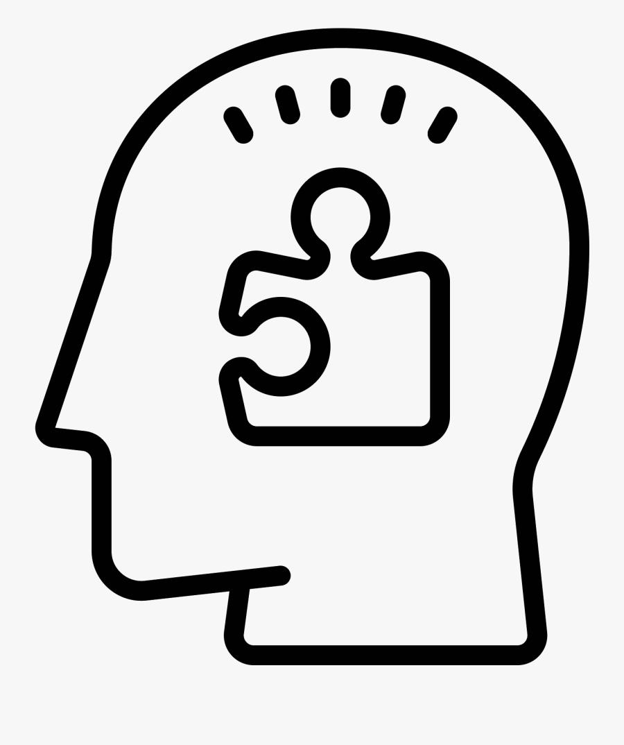 "The Image Is A Person""s Bald Head - Broken Heart Broken Mind, Transparent Clipart"