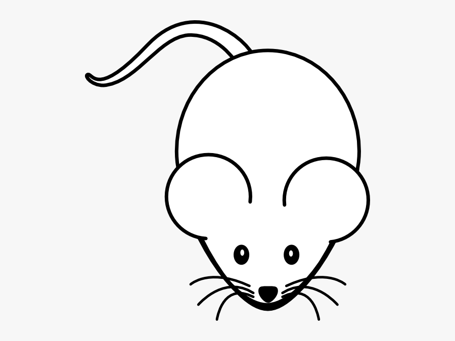 Cartoon Mouse Face Easy Free Transparent Clipart Clipartkey