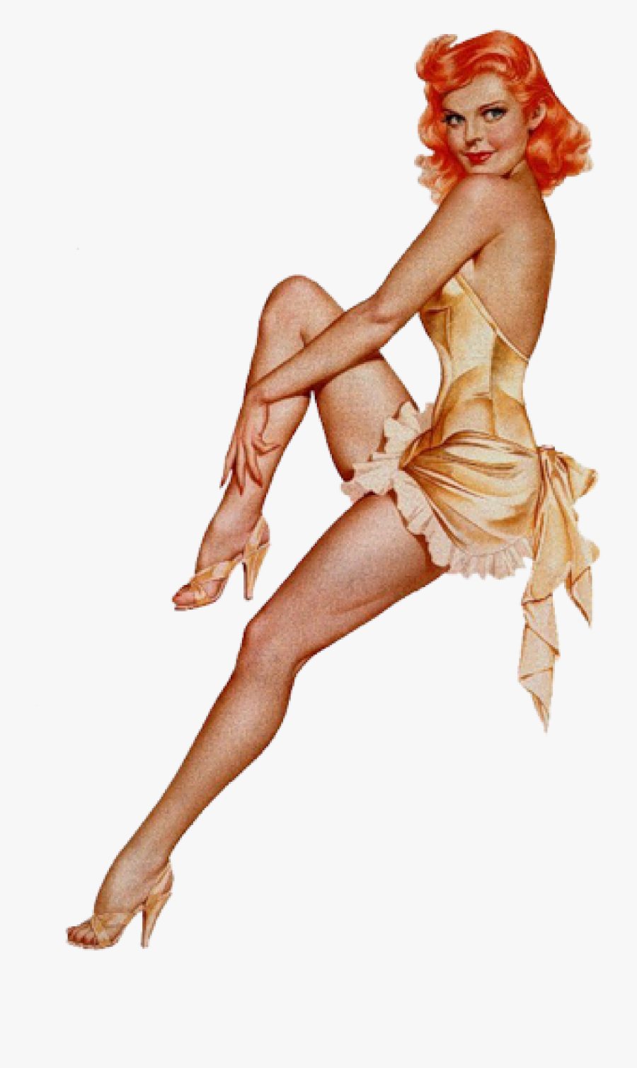 Pin Up, Png Format With Transparent Background - Pin Up Girls, Transparent Clipart