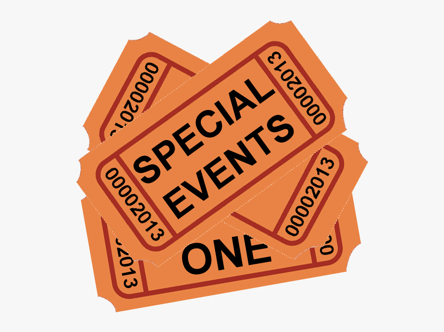 Good Clipart Special Activity - Special Events Clip Art, Transparent Clipart