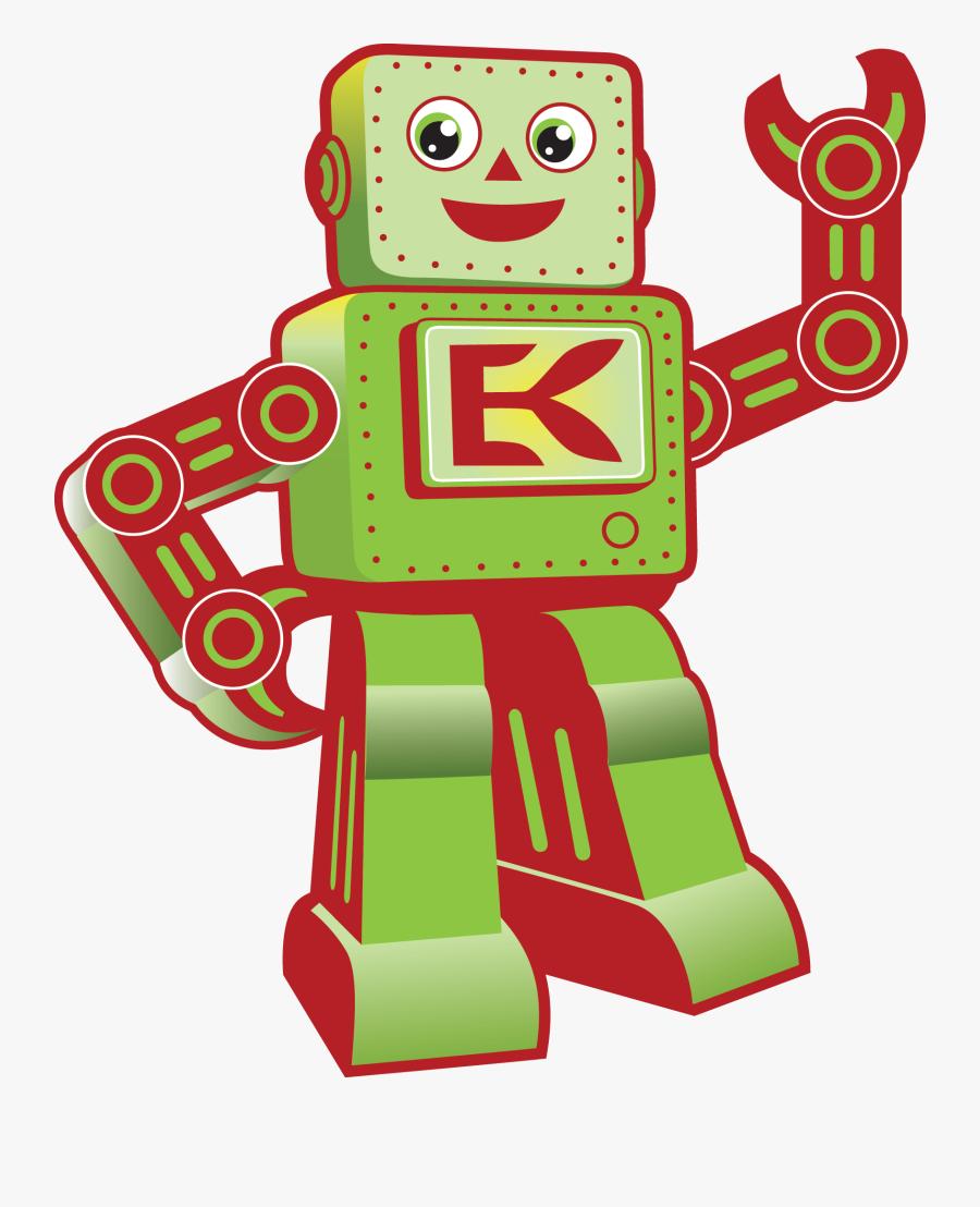 Stem Clipart Robot - Engineering For Kids Robot, Transparent Clipart