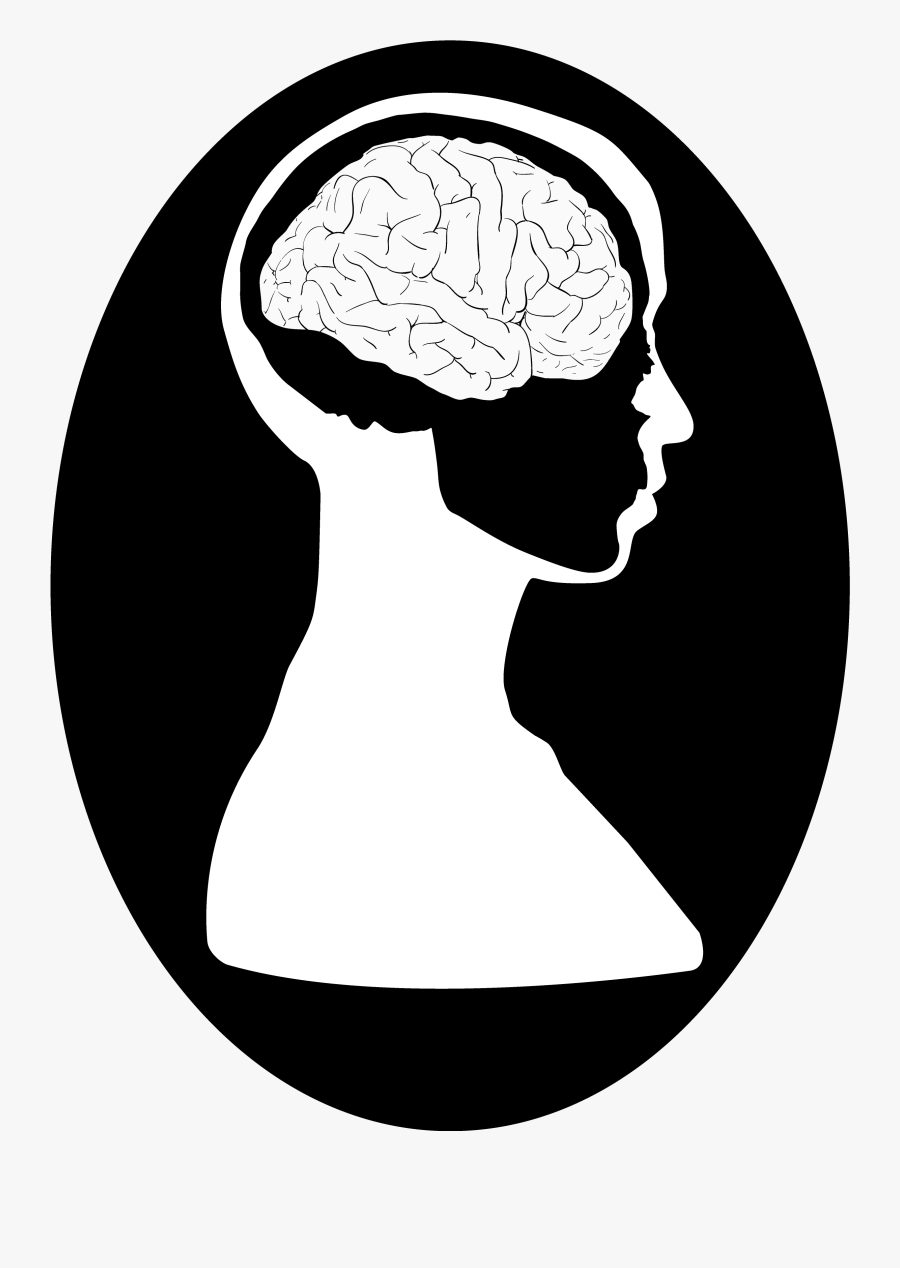 Drawn Brains Brain Medical - Png Brain Head, Transparent Clipart