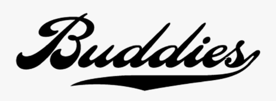 Buddies - Buddies And Buddies, Transparent Clipart