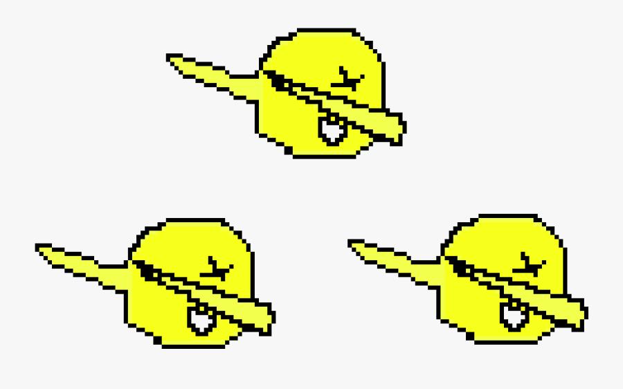Dab Emoji Pixel Art Free Transparent Clipart Clipartkey
