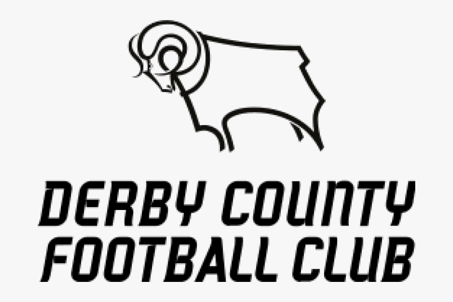 Derby County Football Club Graphic Free Transparent Clipart Clipartkey