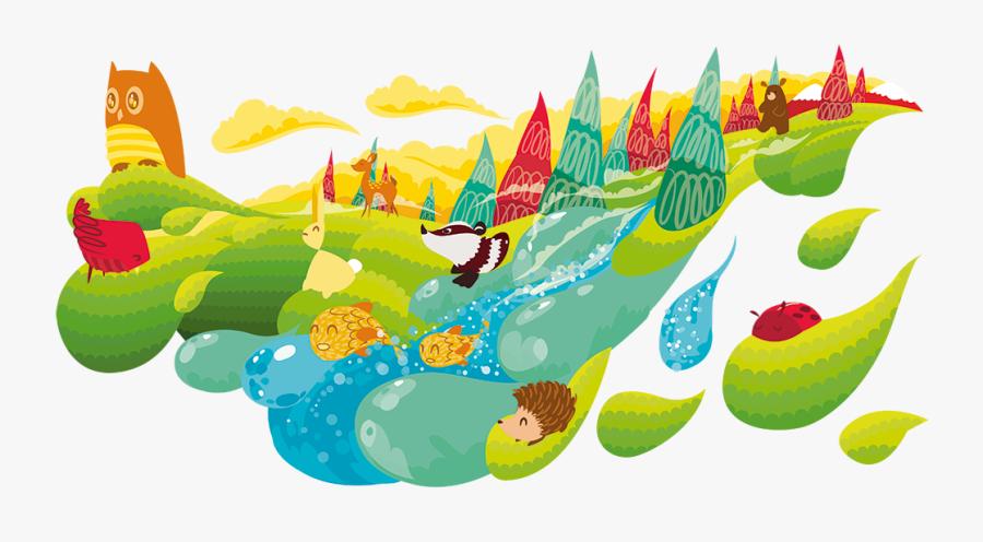 Illustration Adobe Illustrator Art Design, Transparent Clipart