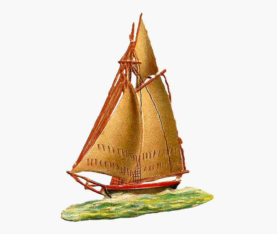 Sail, Transparent Clipart