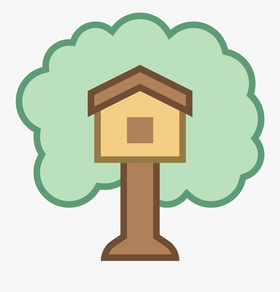Treehouse Icon Free Download At Icons8 - Treehouse Icon, Transparent Clipart