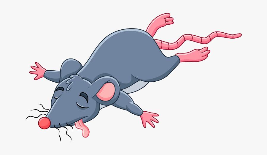 Dead Mouse Cartoon Clipart Png Download Dead Rat Clipart Free Free Transparent Clipart Clipartkey