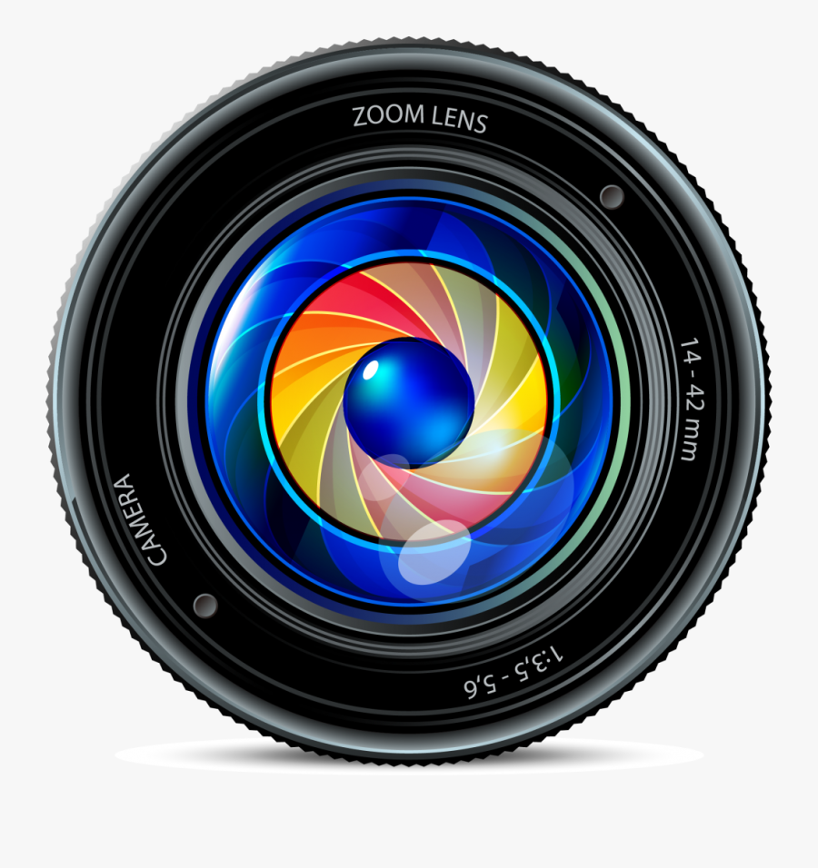 Photography Vector Png Vector Camera Lens Logo Free Transparent Clipart Clipartkey
