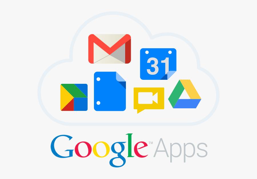 Google Apps Cloud Clipart , Png Download - Google Apps Cloud, Transparent Clipart
