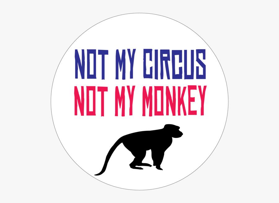 Transparent Monkey Silhouette Png - Puma, Transparent Clipart