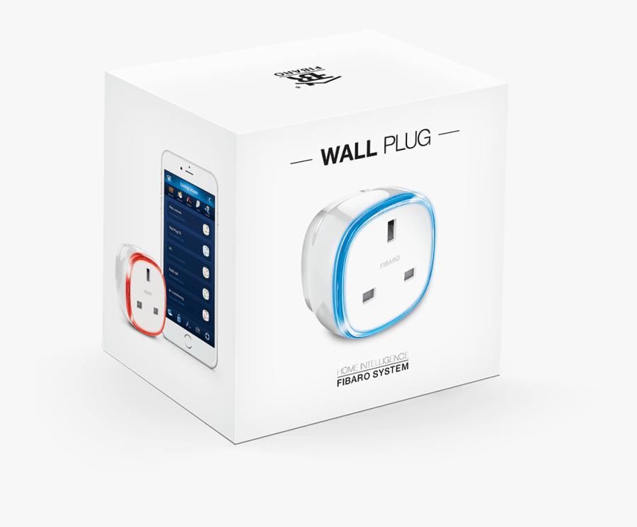 Wall Plug - Fibaro Wall Plug Fgwpe 102, Transparent Clipart