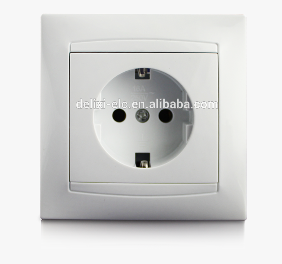 Transparent Electric Plug Png - Ac Power Plugs And Sockets, Transparent Clipart