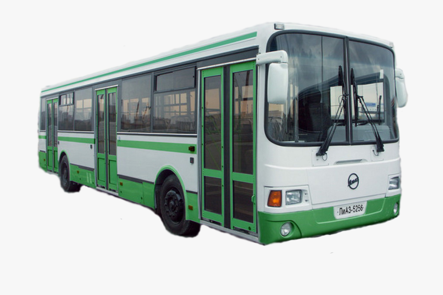 Bus Png Image - City Bus, Transparent Clipart