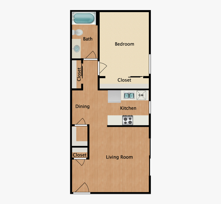 The For More Floor Plan Information - Parkwood Apartments Fresno Floor Plans, Transparent Clipart