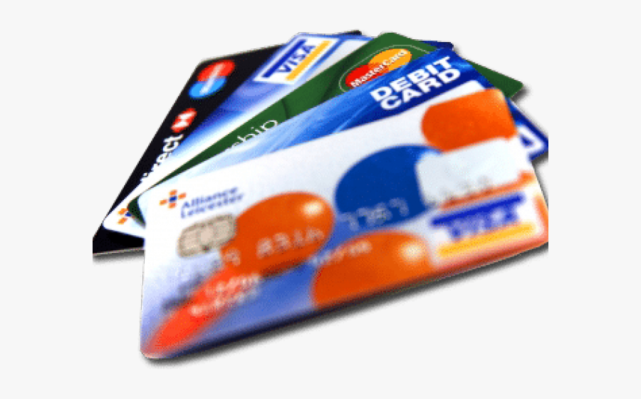 Debit Card Png Transparent Images - Credit Card Debit Card Png, Transparent Clipart