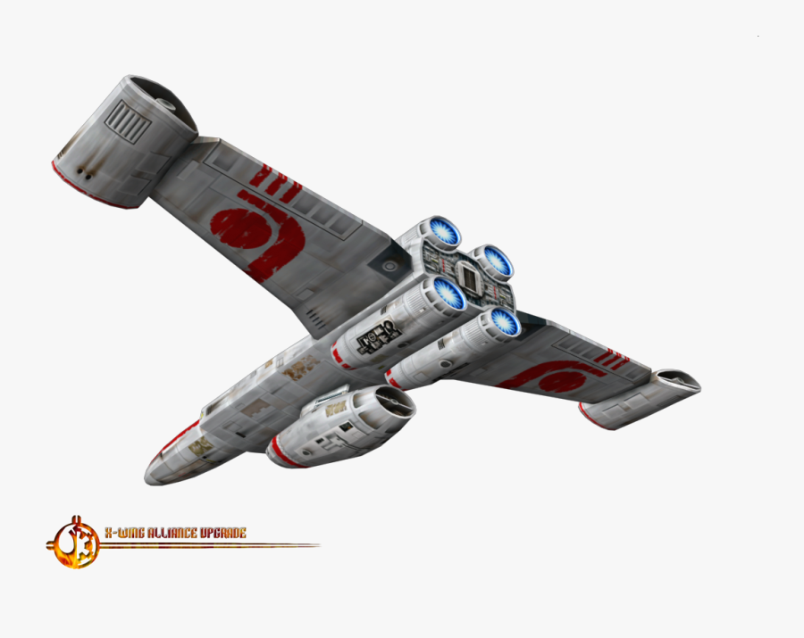 Xy Wing Star Wars, Transparent Clipart