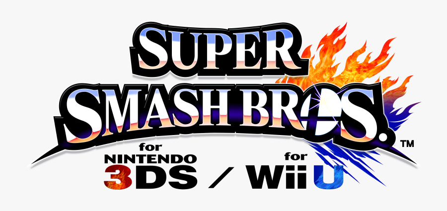 Smash 4 Png - Super Smash Bros Wii U Et 3ds, Transparent Clipart