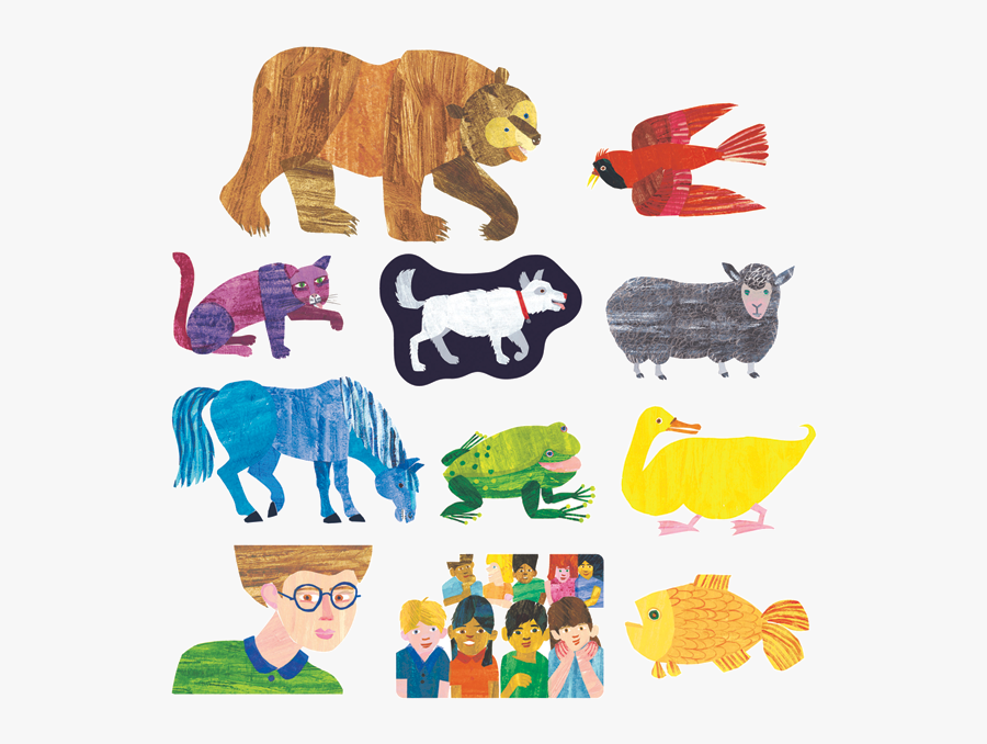 Brown Bear Brown Bear What Do You See Story, Transparent Clipart