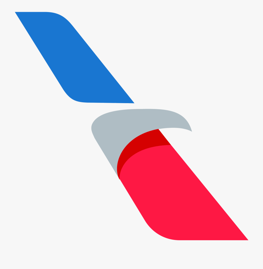American Airlines Icon - American Airlines Logo 2019, Transparent Clipart