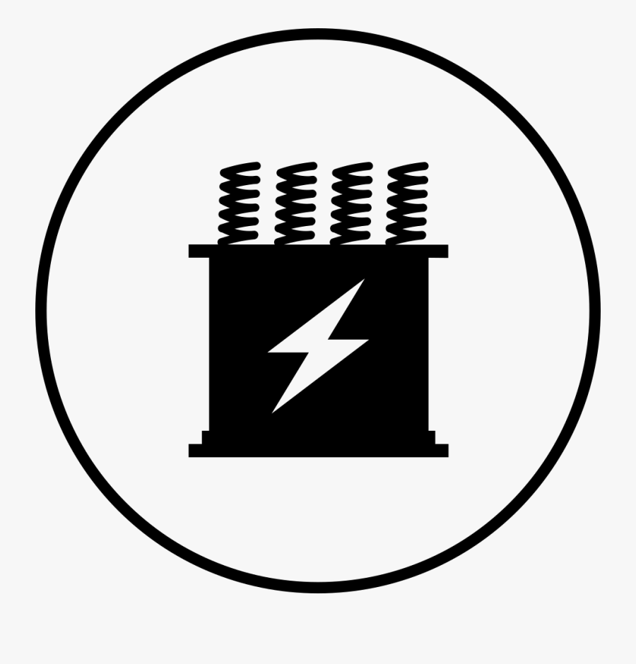 Power Distribution System Svg Png Icon Free Download - Electrical Distribution System Icon, Transparent Clipart
