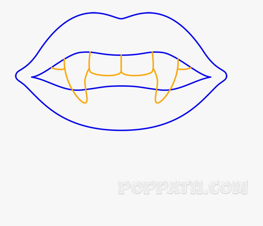 Drawing Lipstick Tattoo, Transparent Clipart