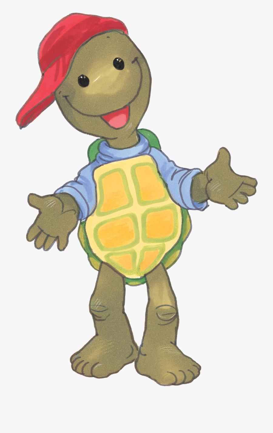 Transparent Suzy Zoo Clipart - Corky Turtle, Transparent Clipart