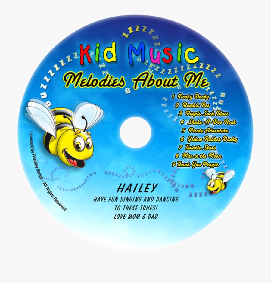 Children's Music, Transparent Clipart