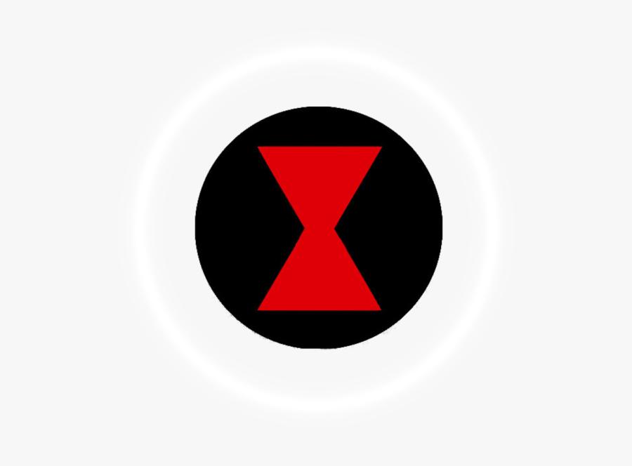 Clip Art Black Widow Logo Marvel Black Widow Logo Png Free Transparent Clipart Clipartkey