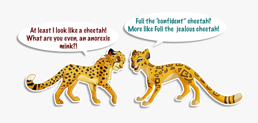 Gender Roles In The Lion King - Kion And Fuli Cubs, Transparent Clipart