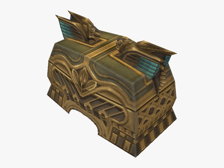 Treasure Chest Png Free Download - Final Fantasy Treasure Chest, Transparent Clipart