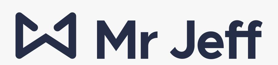 Mr Jeff Logo Png, Transparent Clipart
