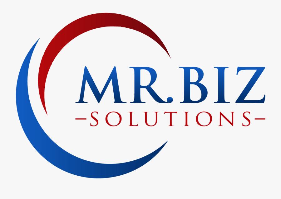 Biz Solutions - Mr Biz, Transparent Clipart