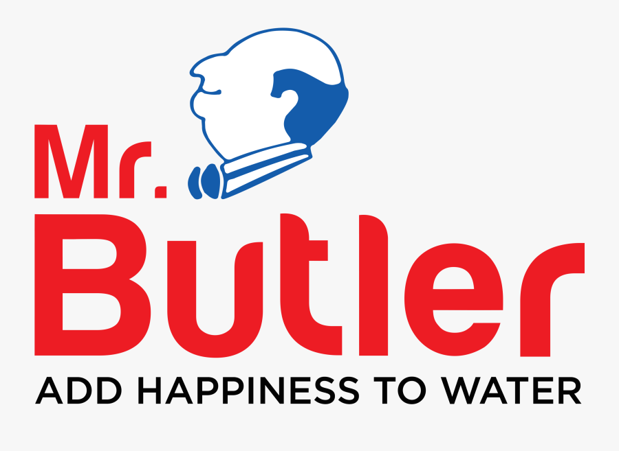 Mr - Butler - Mr Butler Soda Maker, Transparent Clipart