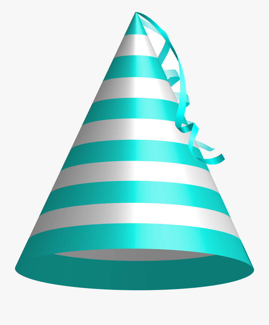 Party Hat Clipart Image Gallery High-quality Transparent - Transparent Background Birthday Hat Png, Transparent Clipart