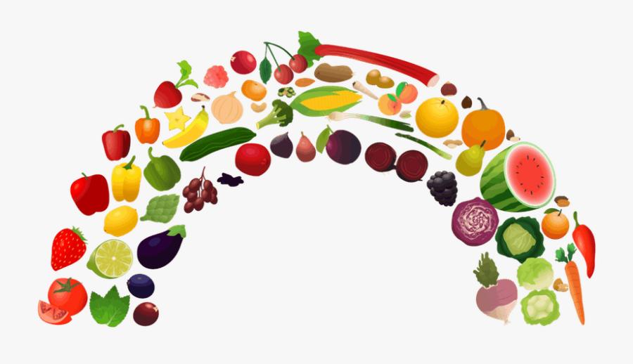 Junk Food Raw Foodism Health Food Healthy Diet Clip - Healthy Food Clipart Transparent, Transparent Clipart
