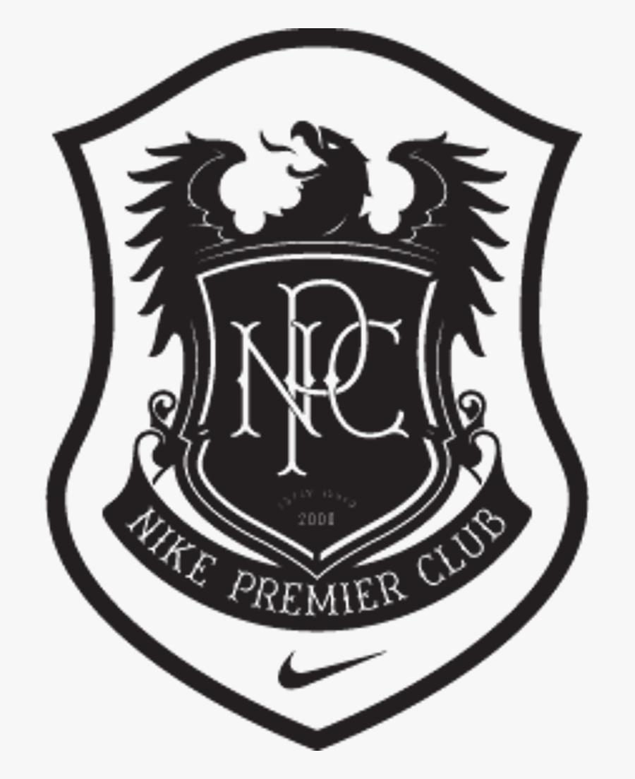 Loading As Nike Premier Club - Logo Nike Dream League Soccer 2018, Transparent Clipart