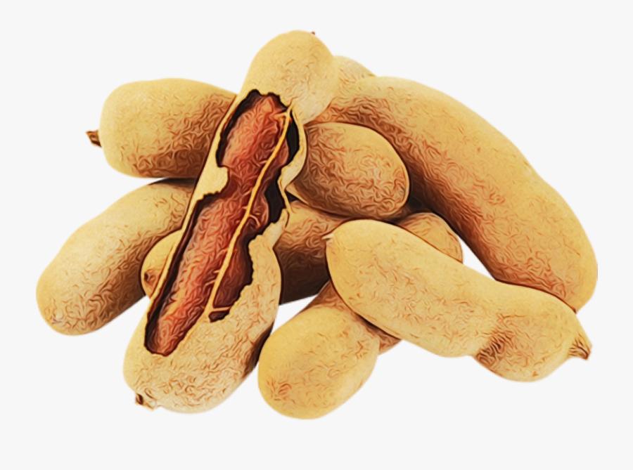 Tamarind Peanut Mango Fruit Food - Tamarind Png, Transparent Clipart
