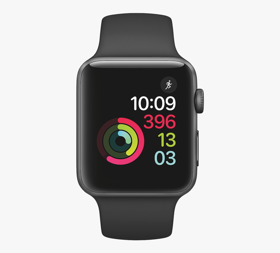 Series Watch Apple Accessory Free Clipart Hd - Apple Watch Serie 2 Prix, Transparent Clipart