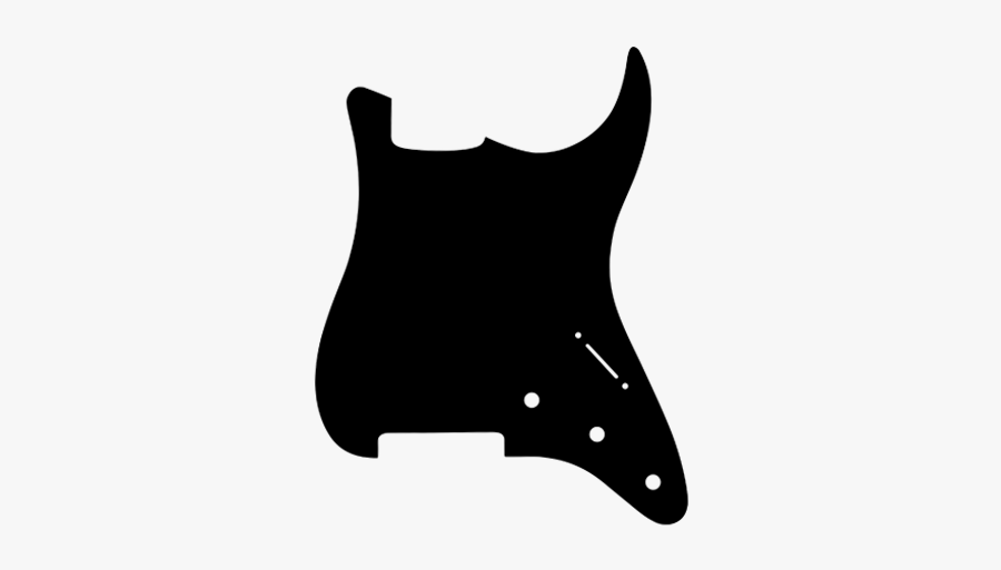 Fender Stratocaster, Transparent Clipart