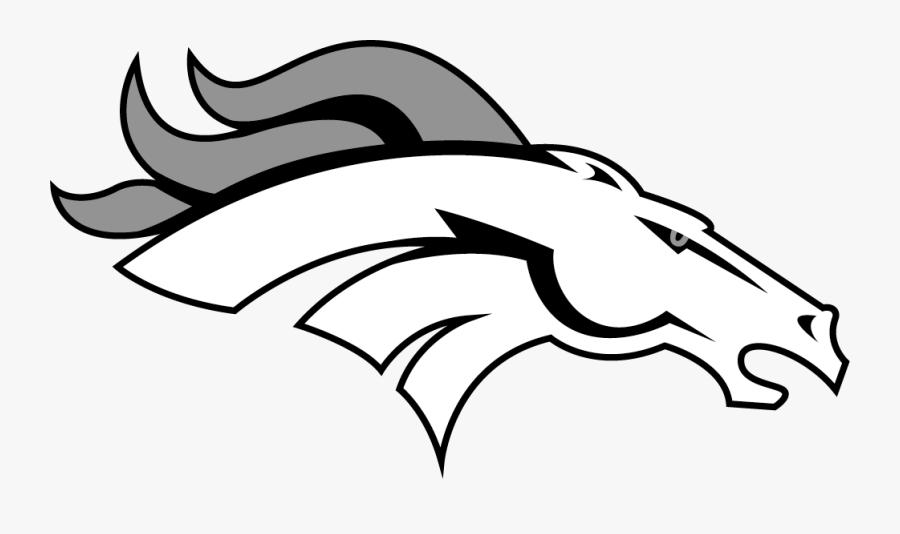 Clip Art Vp Legacies - Denver Broncos Logo Transparent, Transparent Clipart