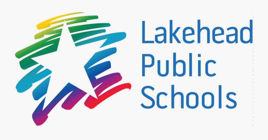 Thunder Bay Lakehead District School Board Logo, Transparent Clipart
