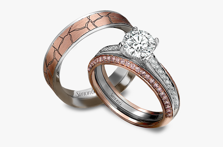 Ring Transparent Images Pictures - Wedding Rings In Png, Transparent Clipart