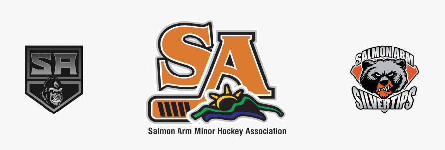 Salmon Arm Minor Hockey Association - Salmon Arm Minor Hockey, Transparent Clipart