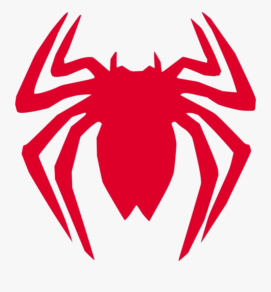 Homecoming Film Series Logo - Spider Man 2002 Back Spider, Transparent Clipart
