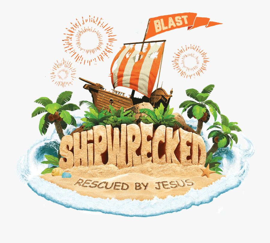 Volunteering Clipart Parent Helper - Shipwrecked Vbc, Transparent Clipart