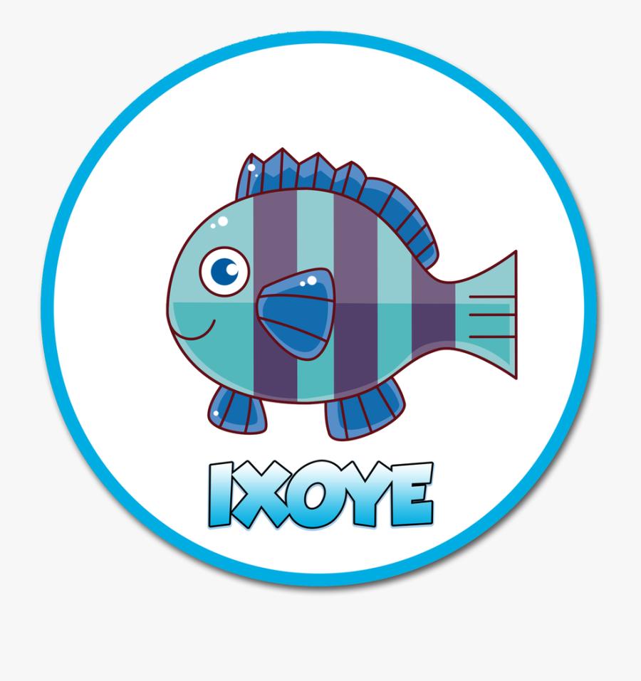 Ikan Kerapu Kartun Free Transparent Clipart ClipartKey