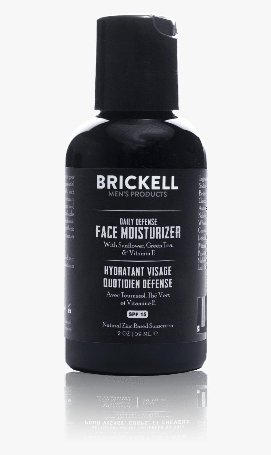 Brickell Men's Face Moisturizer, Transparent Clipart